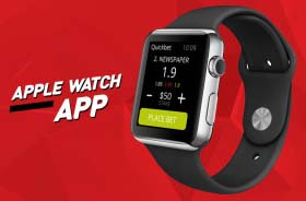 apple watch betting