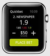 ladbrokes apple watch